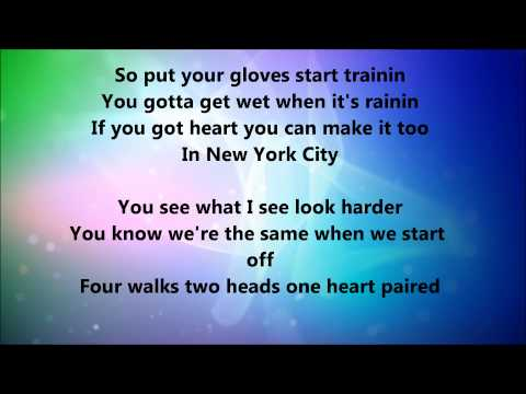 Jamie Foxx and Quvenzhané Wallis - The City's Yours (Lyrics)