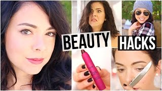 7 Beauty & Fashion Hacks You Need To Try!