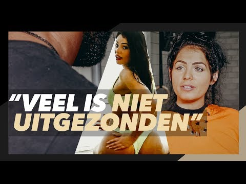 EX ON THE BEACH ELODIE deelt JUICY STORIES!  ★ Dennis Toppin Traint