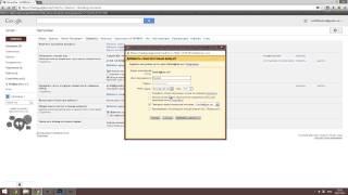 Все ящики в одном Gmail