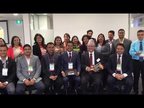 Australia Nepal chamber of commerce visit 2016