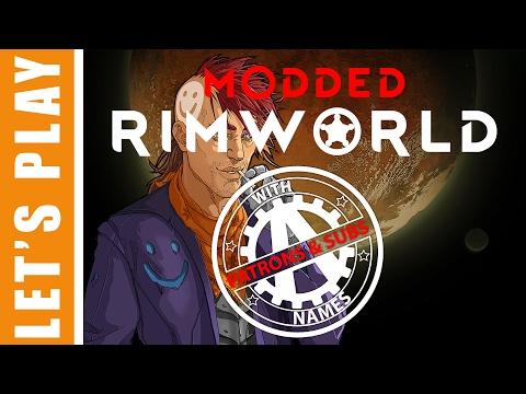Let's Play Rimworld Tribal Tenacity 13