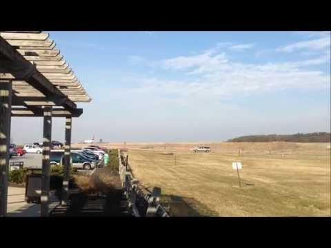 BWI Plane Spotting 2012