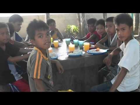 School Feeding @ C.P.Gutierrez Elementary School