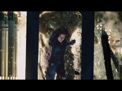 The Avengers: United They Stand Movie Style