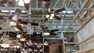 Ceiling Fans at Home Depot