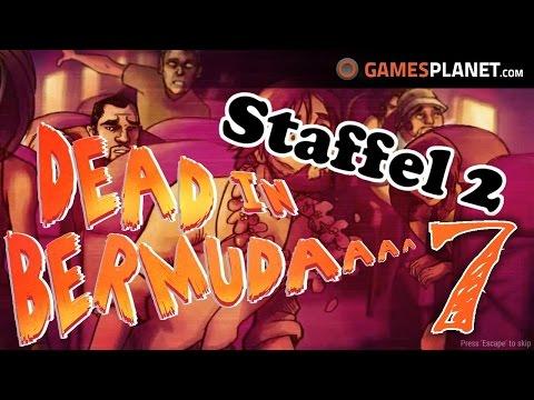 DEAD IN BERMUDA - S02E07 - Teenagerliebe ✰ Let's Play Dead in Bermuda Deutsch German