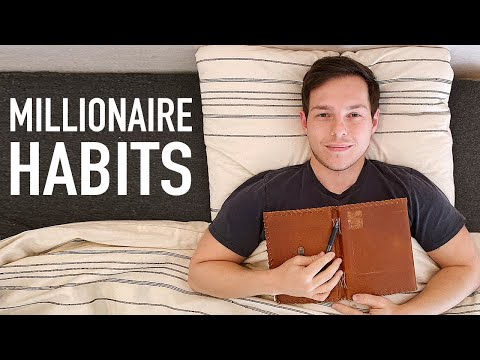 6 Millionaire Habits That Changed My Life