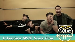 SonaOne do the opera rendition of Firefly - #FlyFmStripped #FlyWolfpack