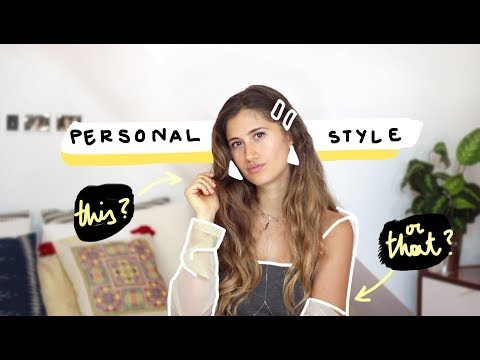 3 Tips To Find Your Personal Style