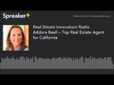 Addora Beall – Top Real Estate Agent for California