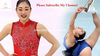 Winter Olympics 2018 | Figure Skater Mirai Nagasu on What It's Like to Compete on Your Period