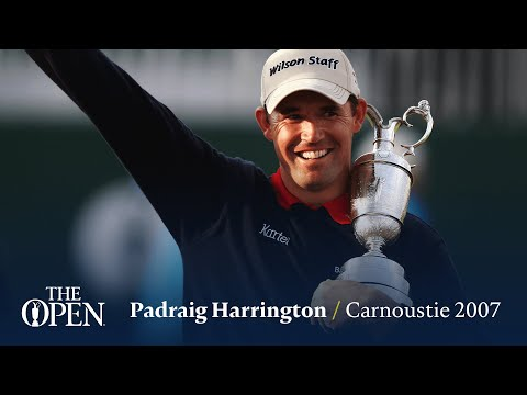 Padraig Harrington wins at Carnoustie | The Open Official Film 2007