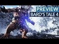 The Bard's Tale 4 mixt Unreal Engine 4 und Old-School-RPG - Gameplay-Preview