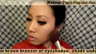 ★ Japanese Gyaru Makeup Tutorial ★