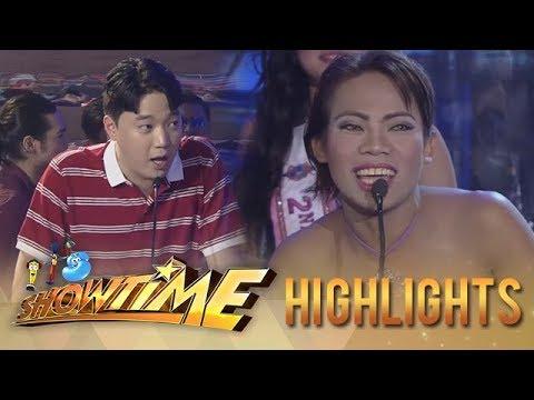 It's Showtime PUROKatatawanan: Elsa Droga's joke beats Ryan Bang's joke about Gary V