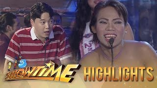 It's Showtime PUROKatatawanan: Elsa Droga's joke beats Ryan Bang's joke about Gary V