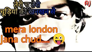 Teri Cho Teri Cho & Teri cho... Mera Lun ..- Teri Chudiyo remix Viral double meaning word full hd mp