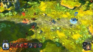 Might & Magic Heroes VI ( Full Version ) [HD] gameplay