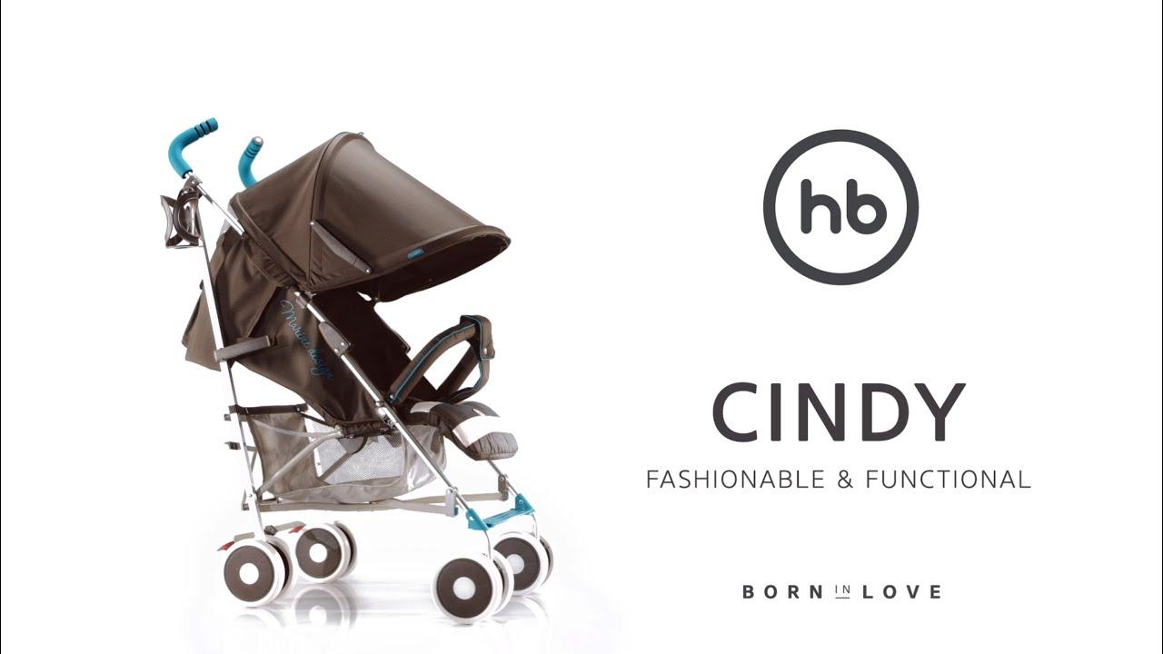 Детская коляска трость Happy baby Cindy