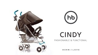 детские прогулочные коляски. видео. CINDY happy baby(детские прогулочные коляски. видео. CINDY happy baby Современный дизайн и продуманные функции коляски подарят..., 2016-04-18T09:07:40.000Z)