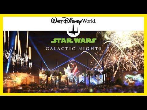 Breaking News | Star wars: galactic nights event returning to disney in december