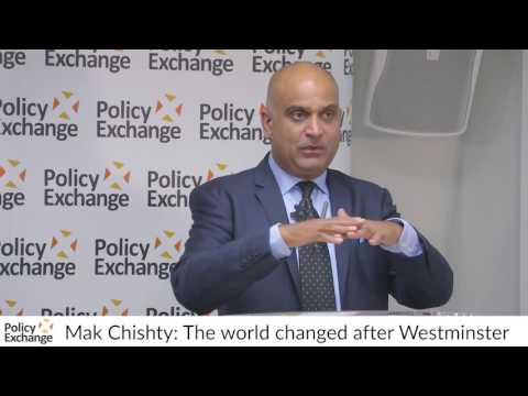 Mak Chishty: The world changed after Westminster (Q&A)