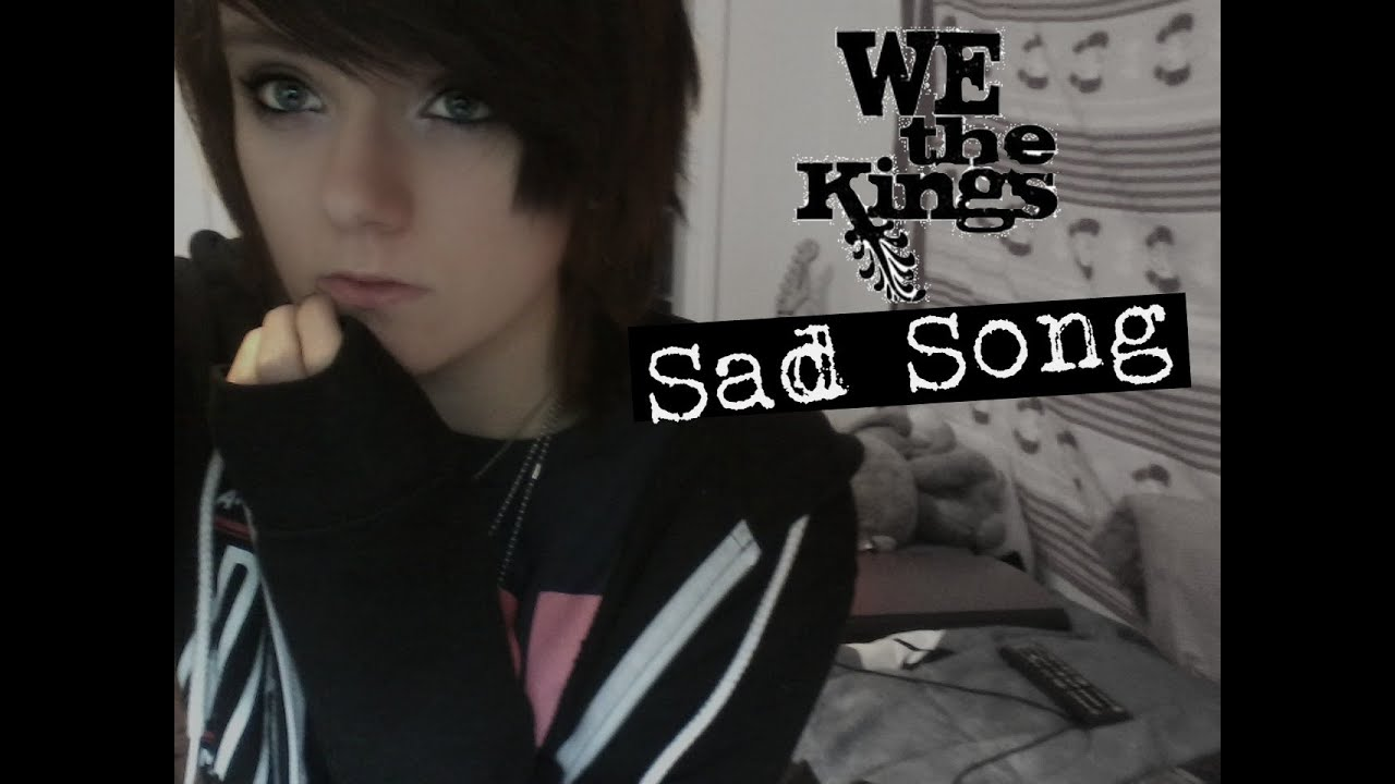 We The Kings- Sad Song (Vocal Cover) - YouTube Sad Song We The Kings