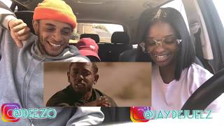 SZA ft. Kendrick Lamar Doves in the Wind  Reaction #CarChronicles