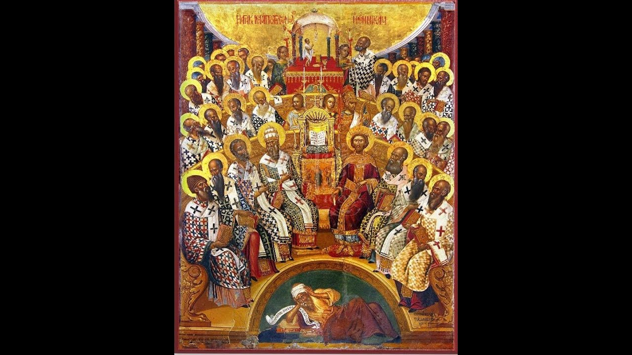 7th Sunday of Pascha – Sunday of the holy Fathers of the I Ecumenical Counsel
