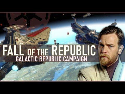 Bringing Empire At War Into 2020! [Ep 1] Fall Of The Republic | Star Wars: Empire At War Mod