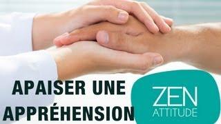 Zen attitude - Hypnose pour apaiser une appréhension