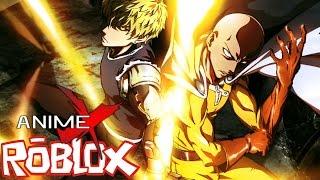 ESTUDIANTE Y MAESTRO! ROBLOX Anime Cross (Roblox Anime Crossover Game)