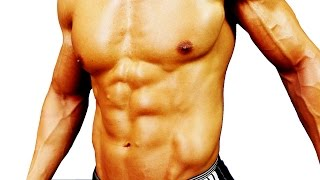 Fast Chest and Abs Workout To Get Shredded At Home