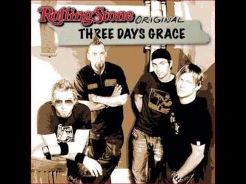 Three Days Grace (Rolling Stone Original Acoustic Full EP)