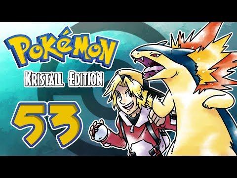 Let's Play Pokémon Kristall Edition [German][#53] - Über den Empfang zur Siegesstraße!