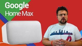 Google Home Max Review   Must buy $400 Smart Speaker?