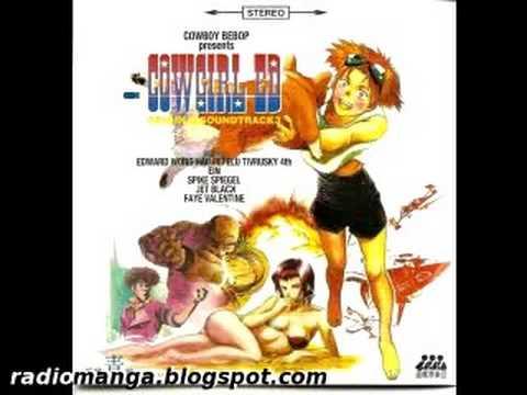Cowboy Bebop OST 4 - Slipper Sleaze