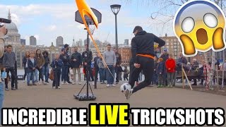 F2FREESTYLERS INCREDIBLE LIVE TRICKSHOTS