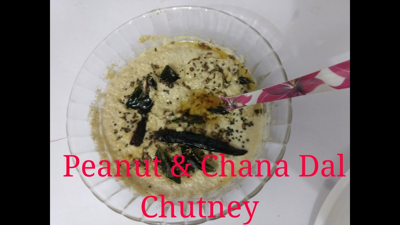 recipe: how to make peanut chutney in hindi [37]