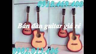 Bán đàn guitar dành cho trẻ em và người lớn - Nhạc cụ Nụ Hồng - 76 Lê Hoàng Phái, P.17, GV