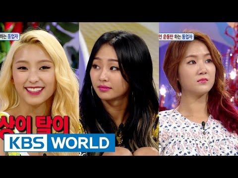 Hello Counselor - Bora, Hyolyn, Soyou (2015.07.13)