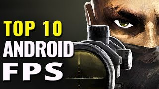 Top 10 FREE Android FPS Games