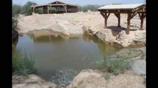 Jesus Baptism Site @ Jordan River