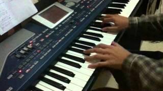 Padi - Rapuh (piano cover)