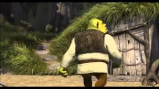 Shrek e Ciuchino.