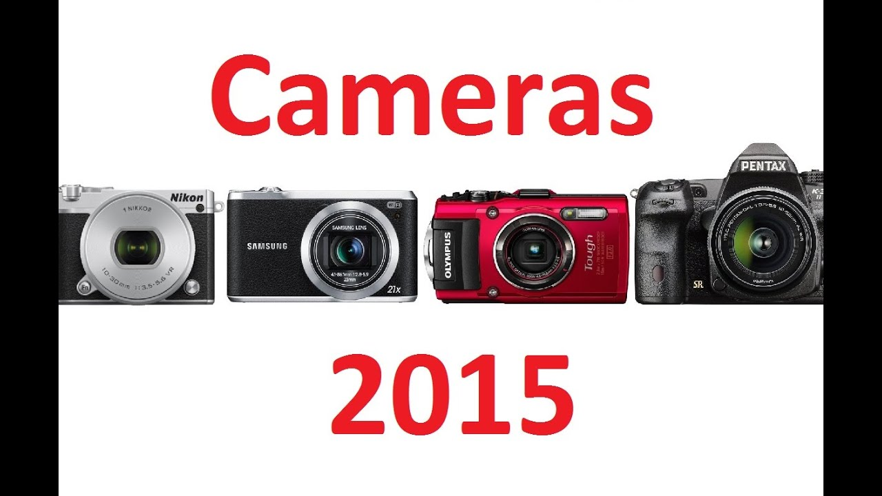 New cameras 2015 youtube for New camera 2015