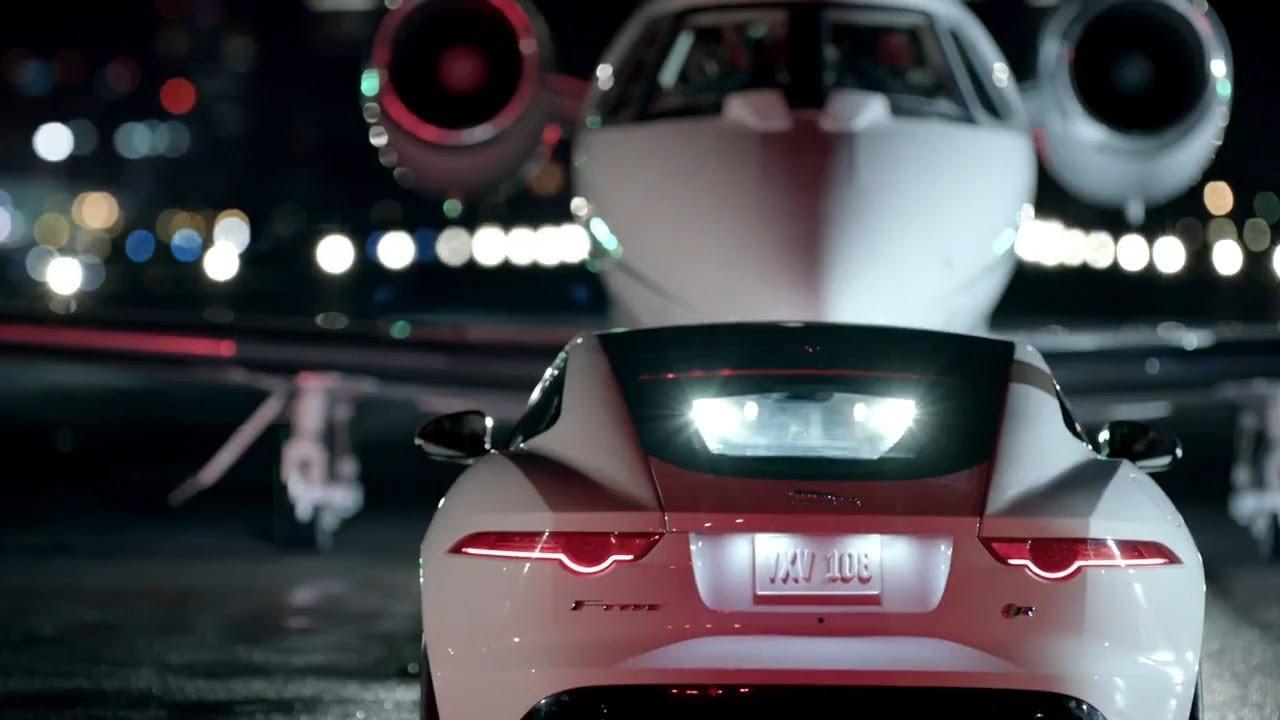 Newest jaguar commercial