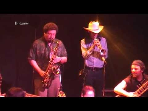 Thievery Corporation at principal club Theater Thessaloniki (2006) Full Live by Botanos