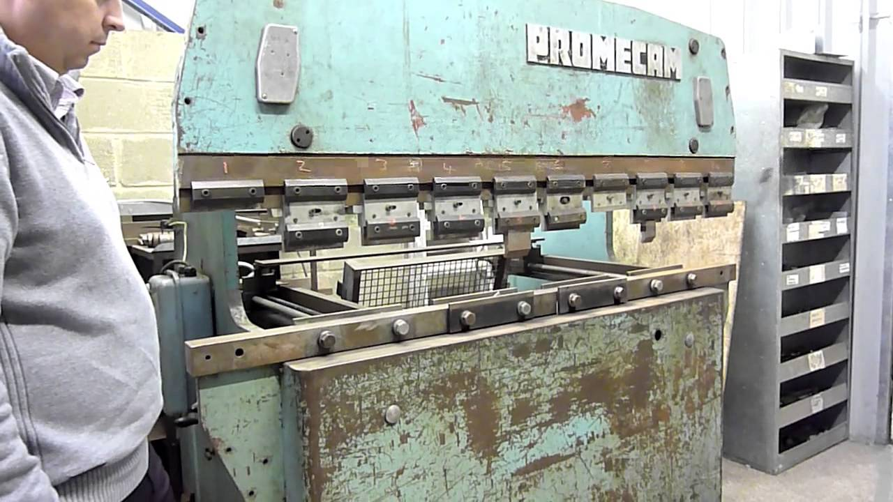 promecam pressbrake youtube rh youtube com Amada Shear Manual Amada Programing Press Break Manual